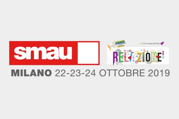 SMAU MILANO 22-24 OTTOBRE 2019