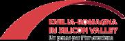 logo Emilia-Romagna in Silicon Valley